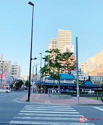 去北海道札幌必去,位於二条市场能一次过食到新鲜肥美海鲜丼、即烧即食烤生猛海鲜的海鲜专门店海鲜烧小屋「大矶」的前往方法