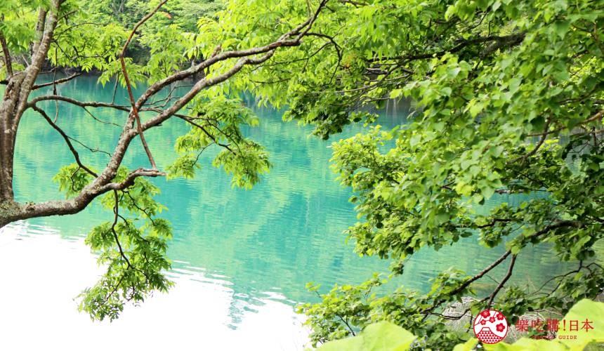 北海道钏路阿寒湖景点远多内湖