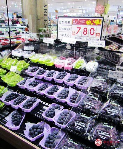 北海道旭川購物推薦必逛永旺夢樂城「AEON MALL 旭川站前」的超市的水果