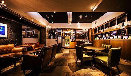 札幌住宿推薦狸小路、二條市場附近「WBF飯店札幌中央」的小酒吧