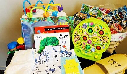 札幌住宿推薦狸小路、二條市場附近「WBF飯店札幌中央」的兒童玩具