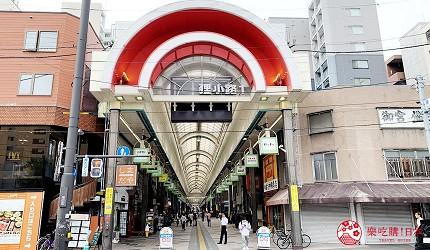札幌住宿推薦「WBF飯店札幌中央」附近的狸小路商店街