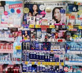 札幌必逛药妆「SUNDRUG 狸小路2丁目店」贩售的KOSE系列产品
