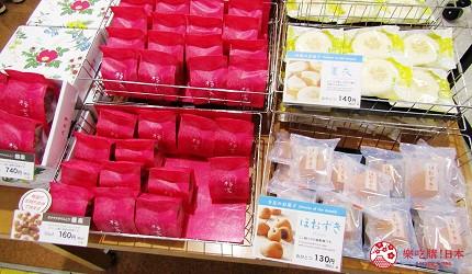 離新千歲機場最近!北海道必逛永旺購物中心「AEON 千歲店」的 AEON 美食區(AEON food court)的六花亭和菓子