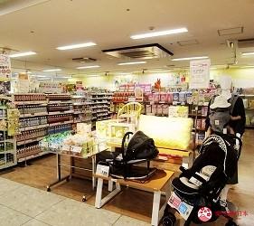 離新千歲機場最近!北海道必逛永旺購物中心「AEON 千歲店」的嬰幼產品店