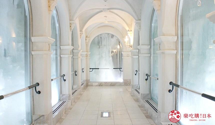 北海道旭川景點推薦冰雪奇緣雪之美術館內