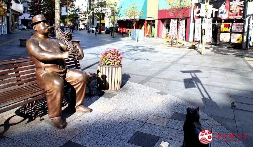 北海道旭川購物景點推薦平和通買物公園