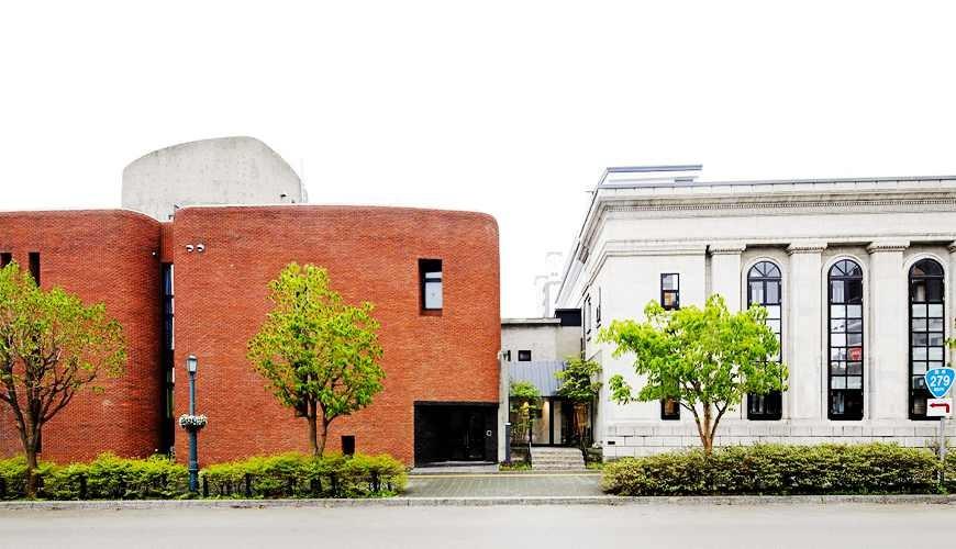 函馆住宿推荐青年旅馆「HakoBA 函馆」的外观