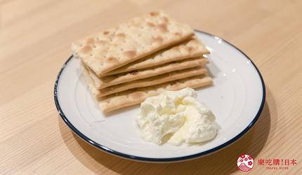 北海道道东四天三夜推荐行程的 ushiyado 民宿饼干与奶油