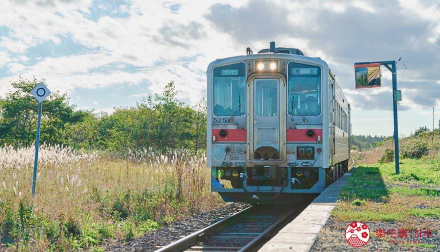 北海道道东四天三夜推荐行程的「东根室车站」