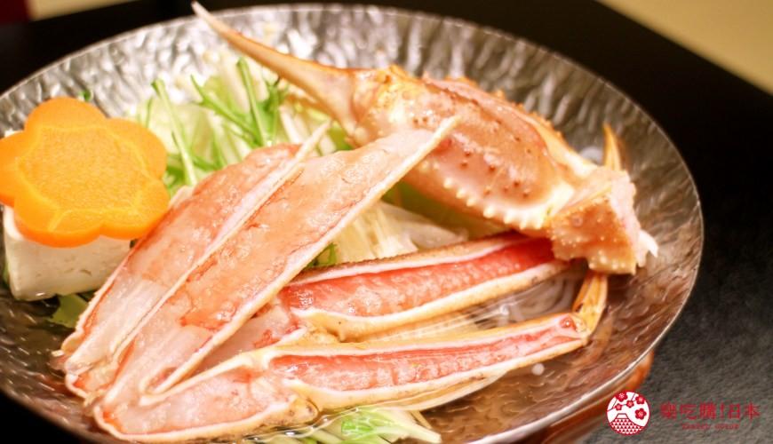 札幌螃蟹必吃推薦「螃蟹家本店」:現烤整條帝王蟹、和牛涮涮鍋超幸福!