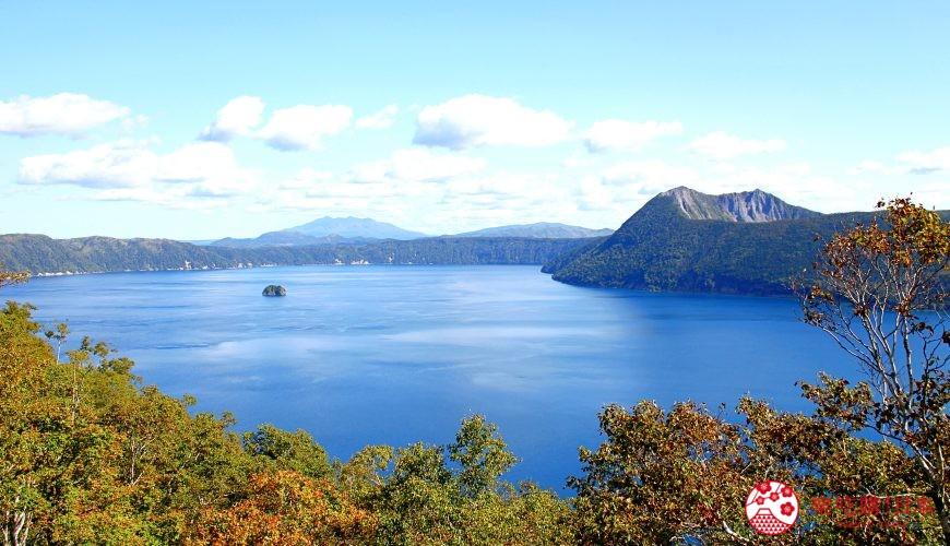 日本北海道自由行推介道東釧路的道東三湖中的摩周湖