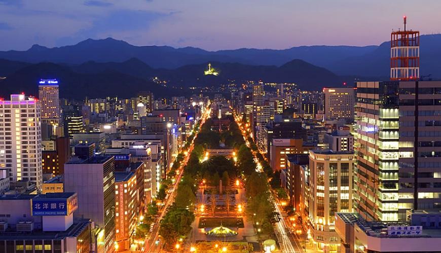 北海道札幌自由行景点推荐行程必去夜景札幌电视塔交通票价限定周边商品电视老爸