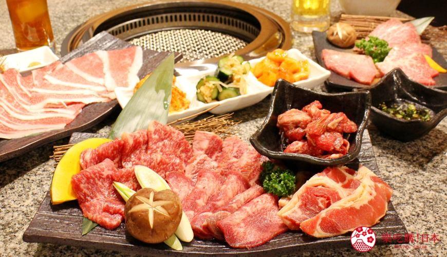 札幌和牛燒肉推薦「和牛黑澤」:白老牛稀少部位肉質鮮嫩、入口即化超幸福