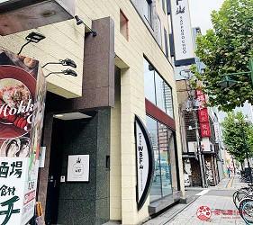 札幌住宿推薦狸小路、二條市場附近「WBF飯店札幌中央」的交通方式步驟三