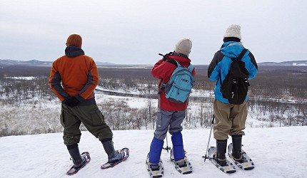 冬季遊北海道這樣玩!釧路「划獨木舟」