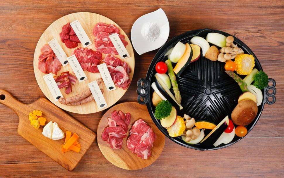 北海道必吃的絕品道地美食成吉思汗烤肉