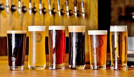 北海道必吃的絕品道地美食-NORTH ISLAND BEER的6款精釀啤酒