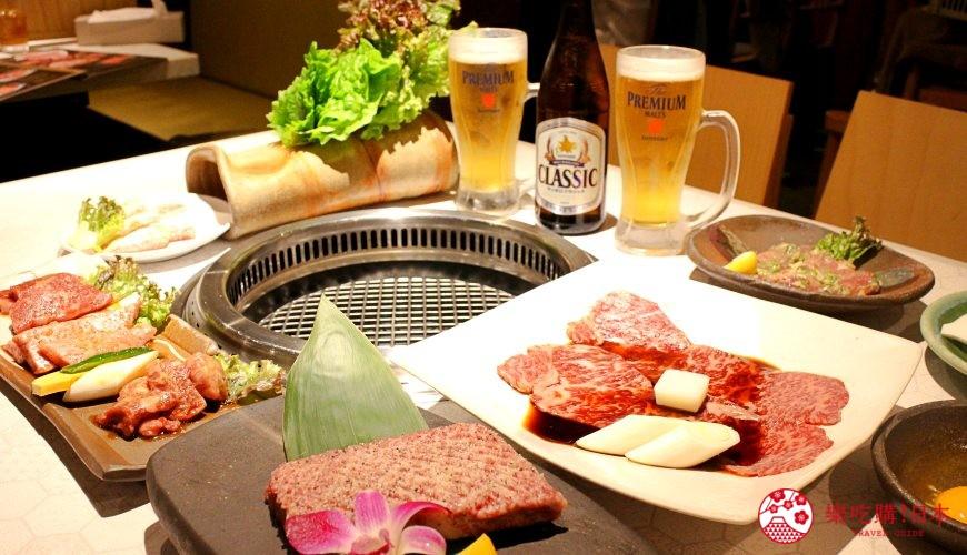 北海道超软嫩烧肉推荐!只用A4高级和牛的札幌人气烤肉店「NANKOU园」的烧肉