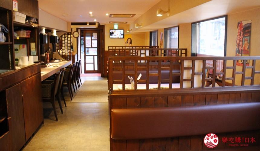 北海道超软嫩烧肉推荐!只用A4高级和牛的札幌人气烤肉店「NANKOU园」的店内一楼环境