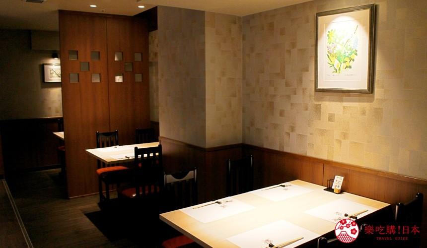 北海道自由行必去札幌食必吃和牛燒肉推薦推介美食店肉割烹八寸的半開放式坐位