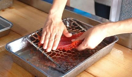北海道必吃的絕品道地美食鮭魚卵