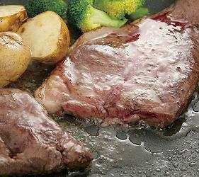日本北海道最北端的地區稚内市宗谷的地方限定極品牛肉