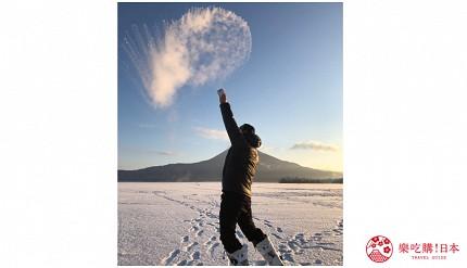北海道道東三湖必玩雪上活動推薦推介極地晨間咖啡打卡