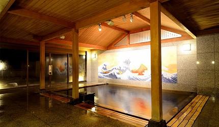 北海道札幌定山溪溫泉旅館推薦萬世閣酒店