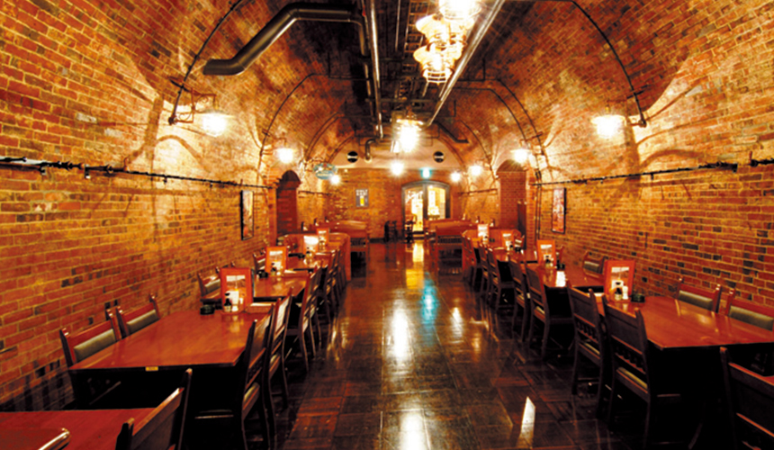 札幌飯店推薦「札幌克拉比飯店」旁的札幌工廠的餐廳